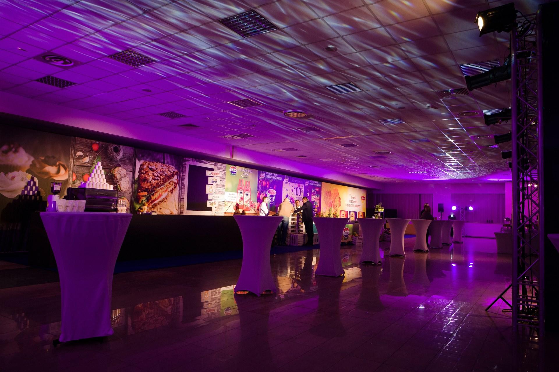 Gala noworoczna Warszawa Unilever